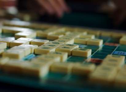 Scrabble, 2007. Camilla Hoel/CC/Flickr